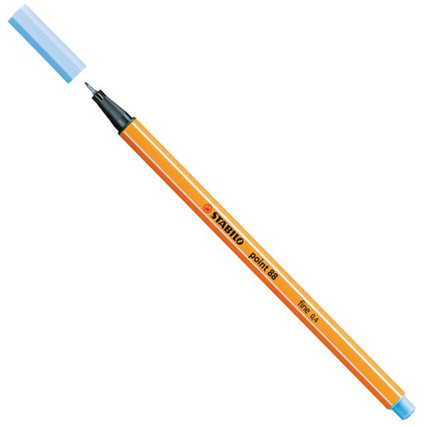 Fineliner Point 88 - tratto 0,4 mm - blu cobalto - Stabilo Foto prodotto