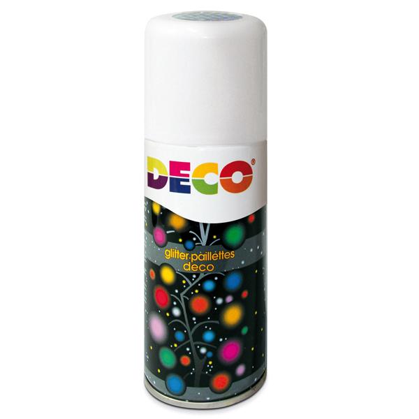Bomboletta spray glitter - 150 ml - oro - CWR Foto prodotto