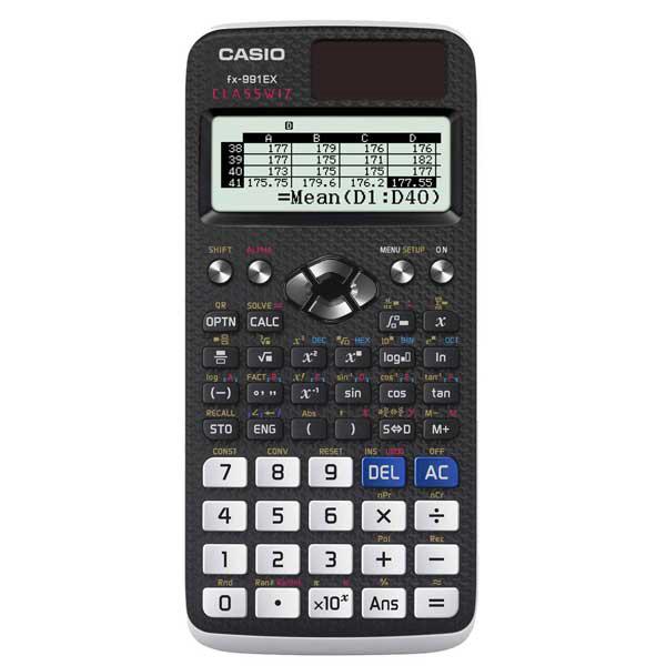 Calcolatrice scientifica Classwiz FX-991EX - Casio Foto prodotto