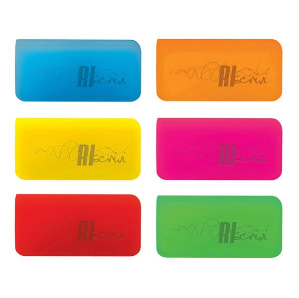 Gomma Riscrivi per gel cancellabile - colori assortiti - 6 x 3 cm - Osama Foto prodotto
