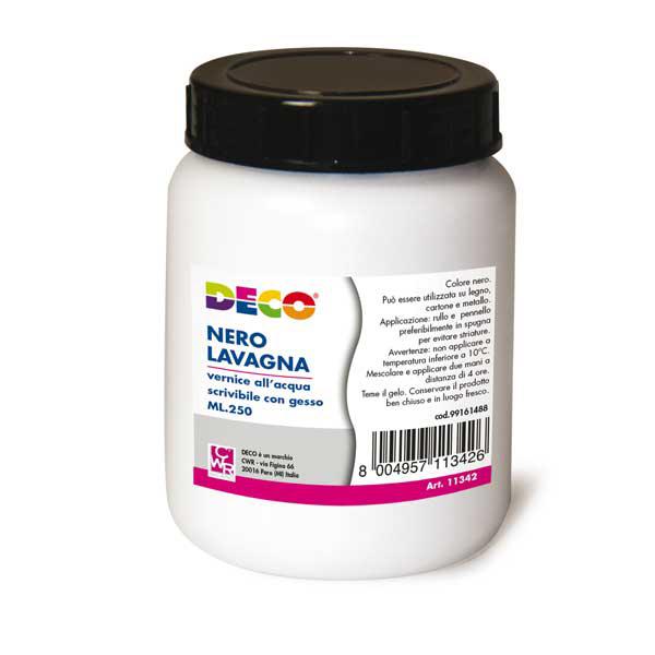 Vernice lavagna - 250 ml - nero - Deco Foto prodotto