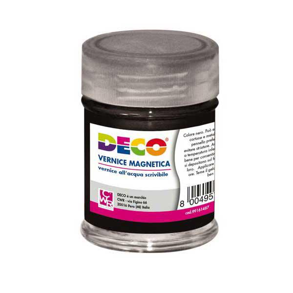 Vernice lavagna magnetica - 60 ml - nero - Deco Foto prodotto