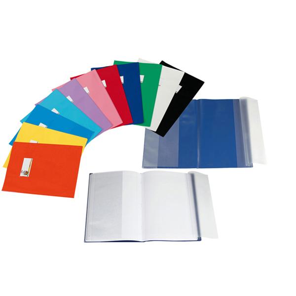 Coprimaxi LF - A4 - PVC -  laccato - cover - bianco - Sei Rota Foto prodotto