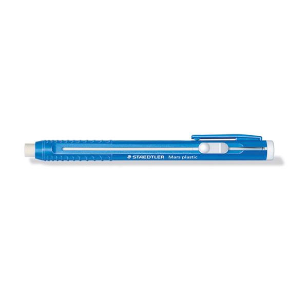 Portagomma a penna Mars Plastic - con ricambio gomma - Staedtler Foto prodotto