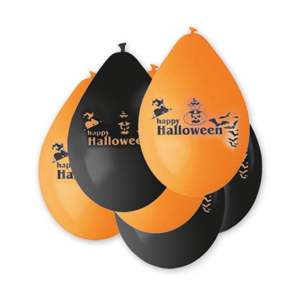 Palloncini Halloween - conf. 20 pezzi - Big Party Foto prodotto