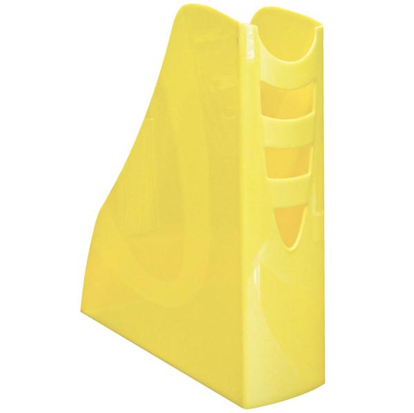 Portariviste Keep Colour Pastel - 7,5 x 26,6 x 27,8 cm - giallo - Arda Foto prodotto