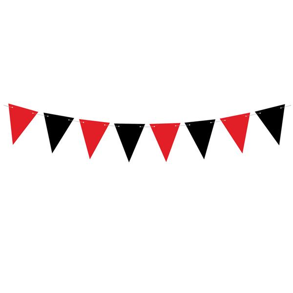 Festone bandierine - 1,3 mt - Partydeco Foto prodotto