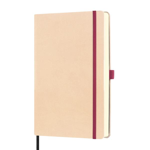 Notebook quadretti Aquarela seashell - 13 x 21 cm - Castelli Milano Foto prodotto