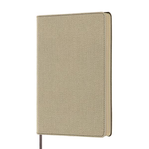 Notebook righe Harris desert sand - 9 x14 cm - Castelli Milano Foto prodotto