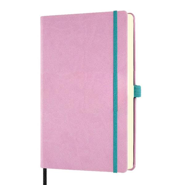 Notebook righe Aquarela  mallow - 13 x 21 cm - Castelli Milano Foto prodotto