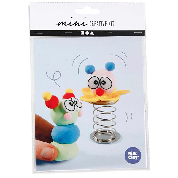 Kit paste modellabili - clown - Creativ Company Foto prodotto