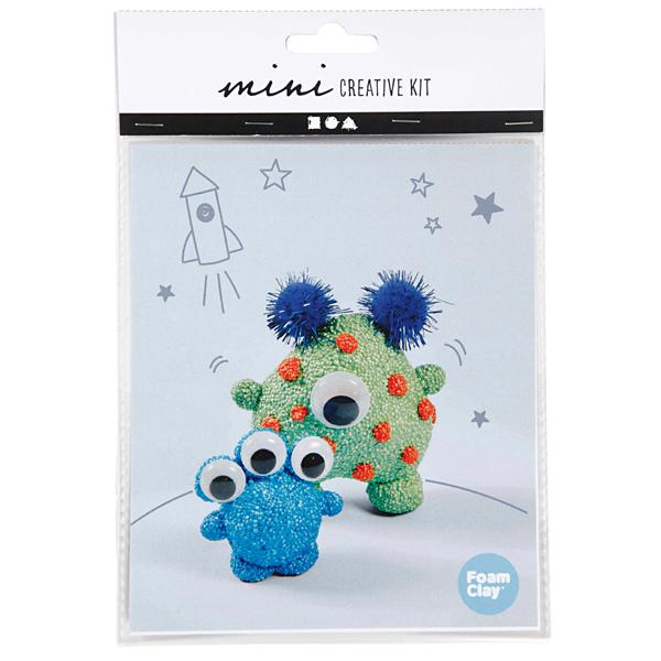 Kit paste modellabili - alieni - Creativ Company Foto prodotto