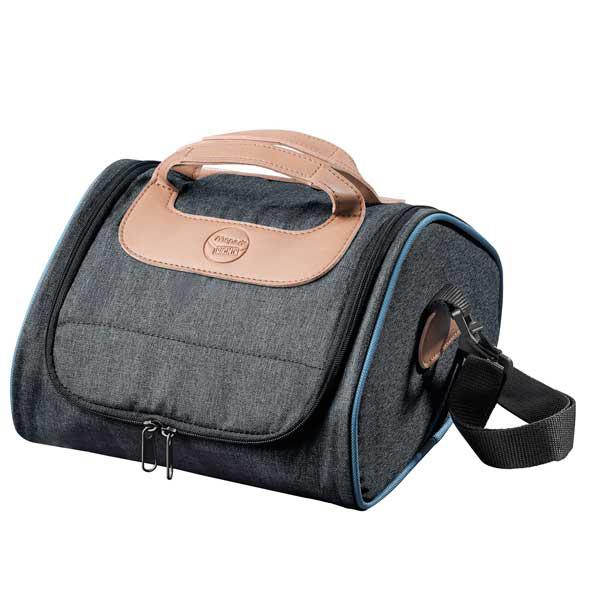 Lunch Bag Concept - 225 x 245 x 145 mm- 4,4 litri - profili blu - Maped Foto prodotto