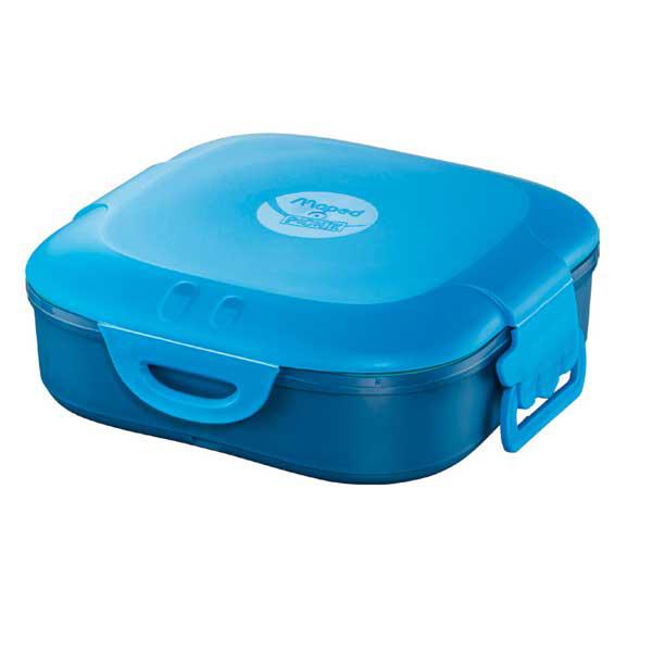 Lunch box Picnick Concept - 1 scompartimento - blu - Maped Foto prodotto