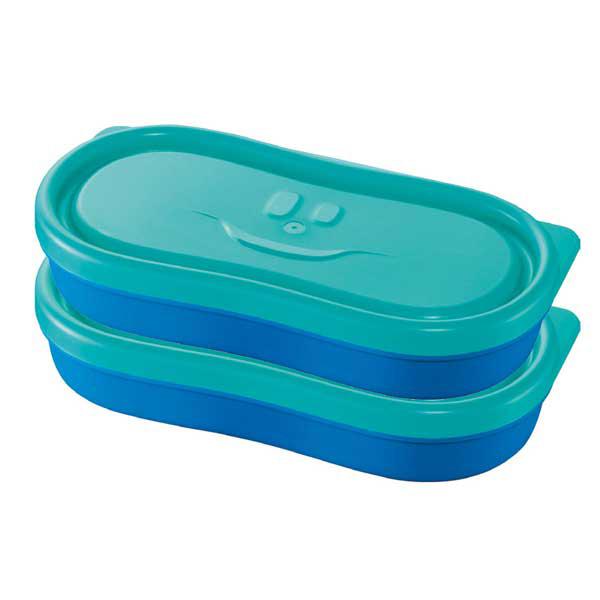 Snack box Picnik Concept - blu - set 2 pezzi - Maped Foto prodotto